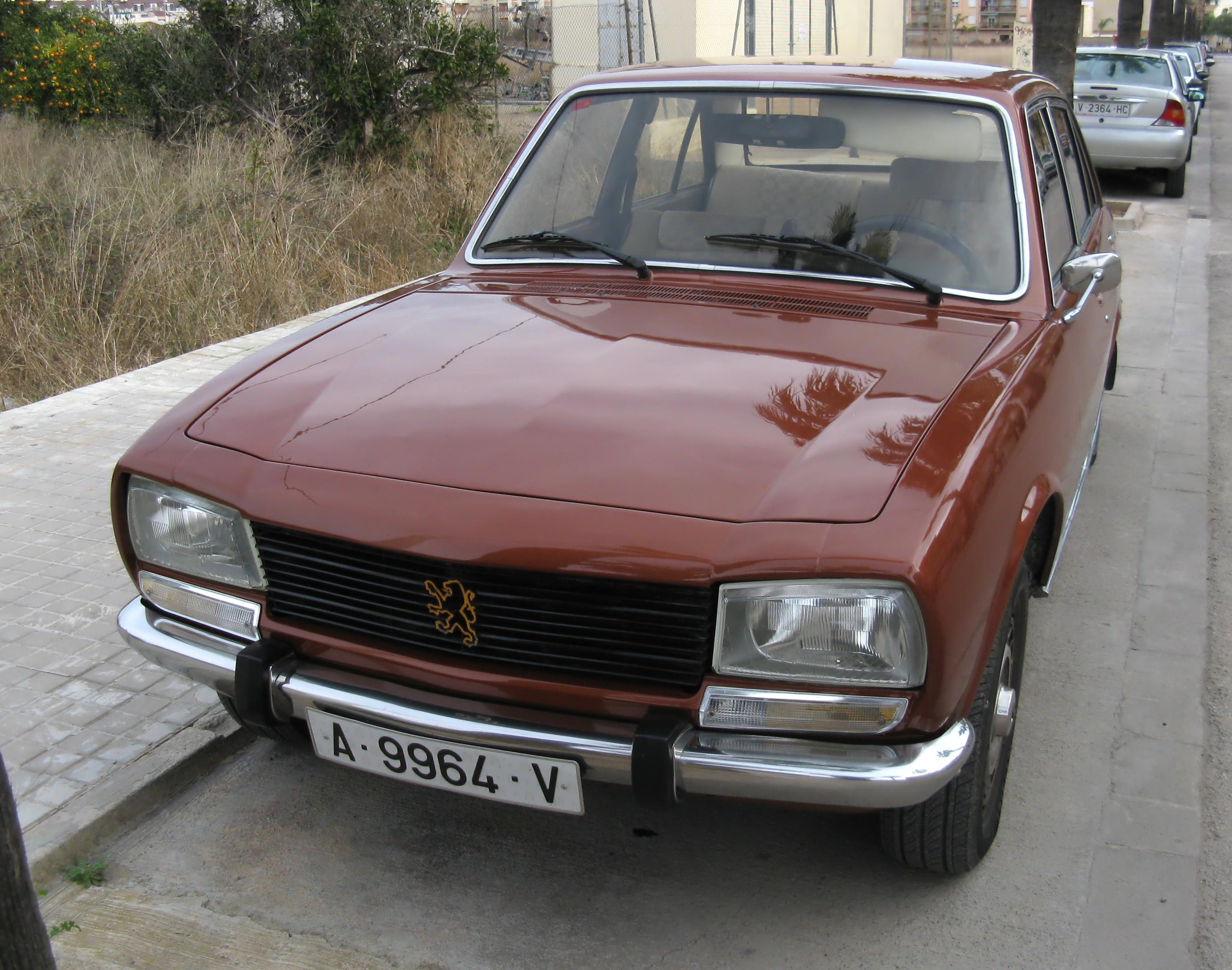 Peugeot 504 Gl 1800 Travels With Lpsphoto
